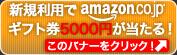 5000円で何買う?キャンペーン