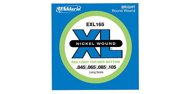 D' Addario EXL165 .045 .065 .085 .105